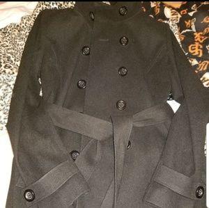 F21 Black coat